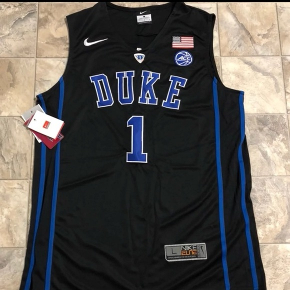 size 40 d811a b5089 NWT Just Released 🔥 Zion Williamson DUKE Jersey NWT